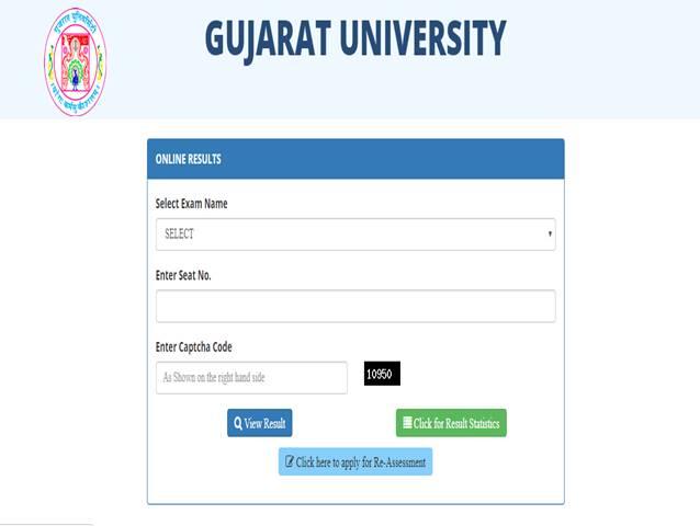 Gujarat University Results 2019 For 5th Semester B Com