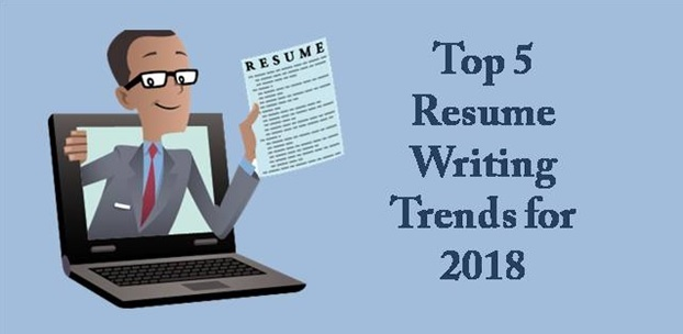 Top 5 resume trends for 2018   College