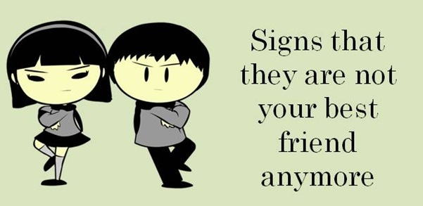 signs that your best