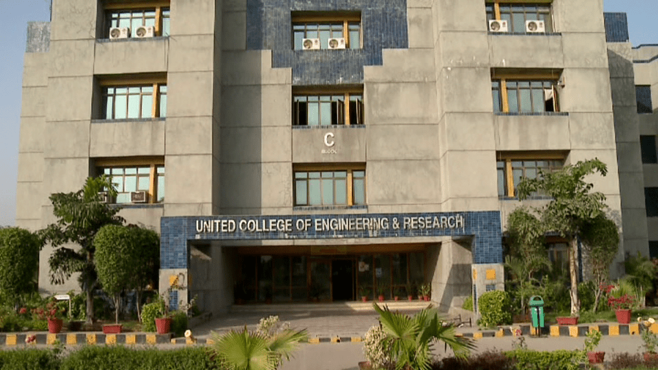 United College of Engineering  Research Allahabad  Engineering