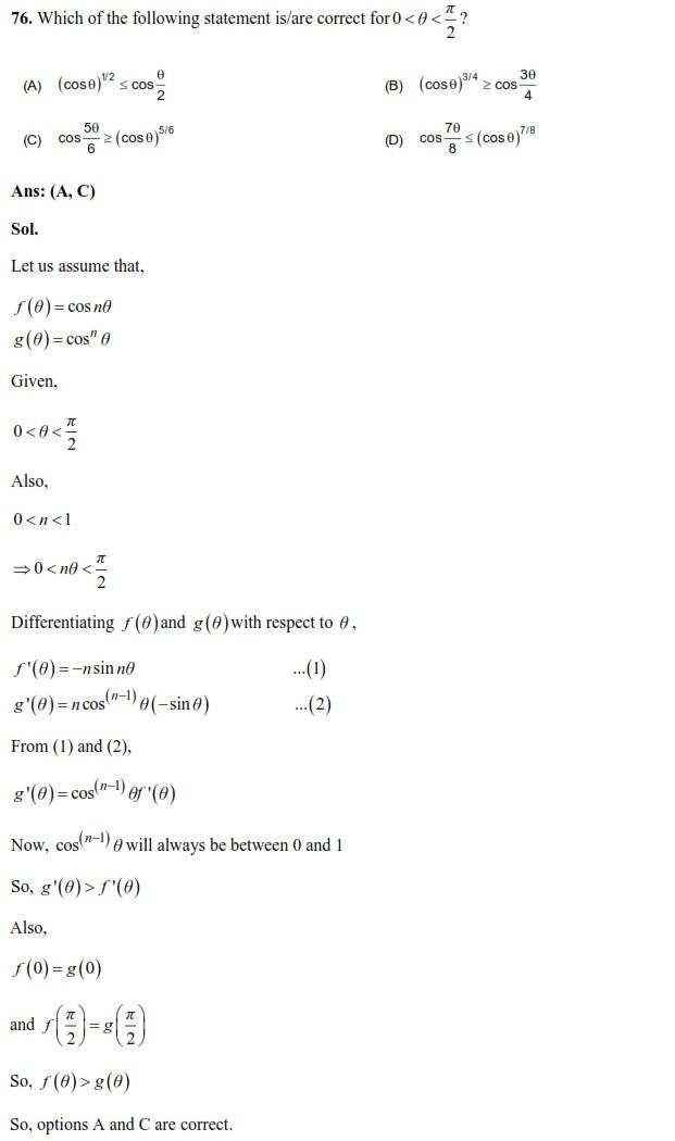 WBJEE 2015 Solved Engineering Mathematics Paper Part 9