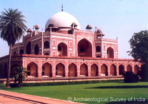 Delhi's Humayun's Tomb Unveiled After Years Of Restoration Work