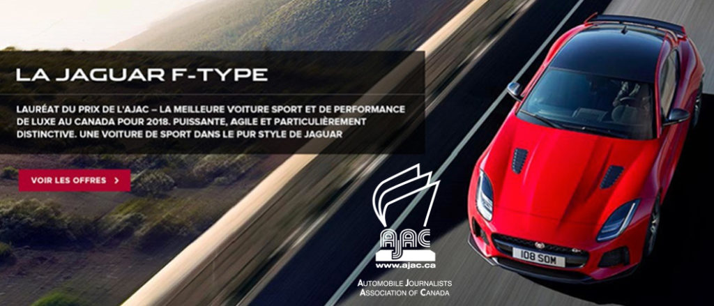 La Jaguar F-Type &#8211&#x3B; FR