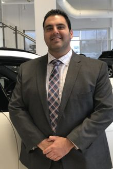 Paul Dimakis - Pre-Owned Sales Manager