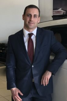 Andrew Kay - Brand Manager