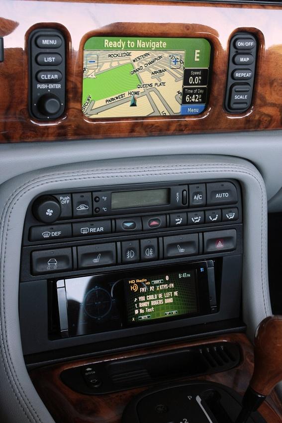 XJ8 Aftermarket Stereo Installation Page 3 Jaguar