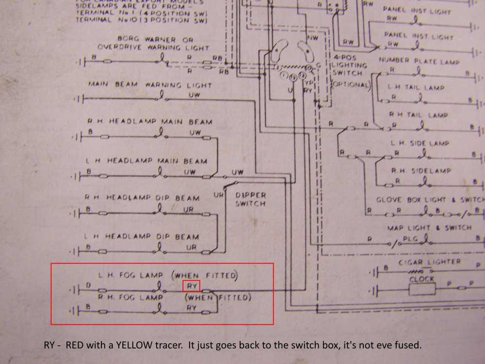 medium resolution of  mystery wires on wiper loom 100 2101 jpg
