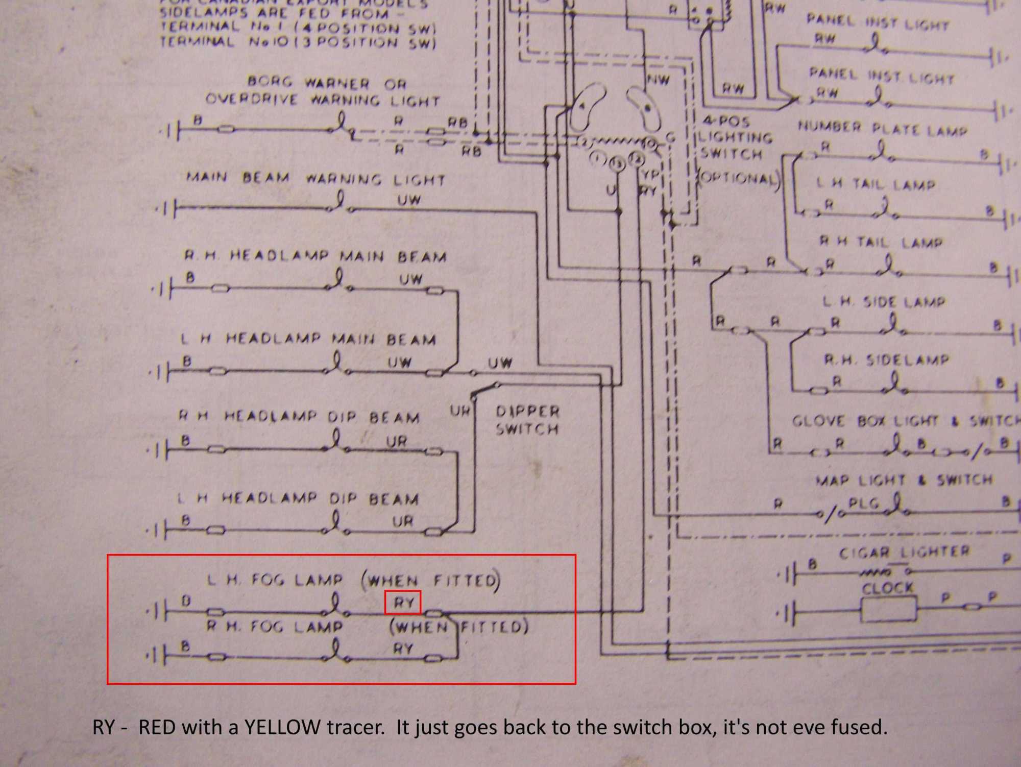 hight resolution of  mystery wires on wiper loom 100 2101 jpg