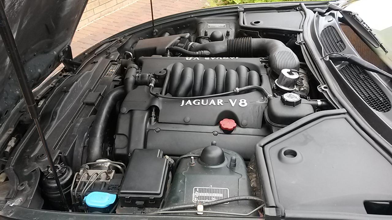 Fs Unitedkingdom Jaguar Xk8 4 0 Good Condition