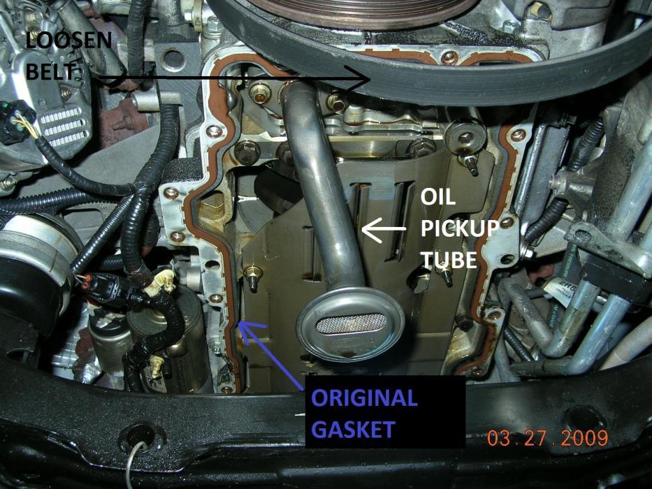 2003 Jaguar Fuel Filter 3 0 Oil Pan Removal W Pics Faq Jaguar Forums Jaguar