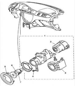 Service manual [2001 Jaguar S Type Ignition Switch How To