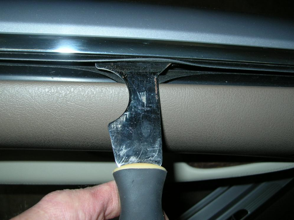 forum s type s type r supercharged v aluminum window trim removal w pics faq