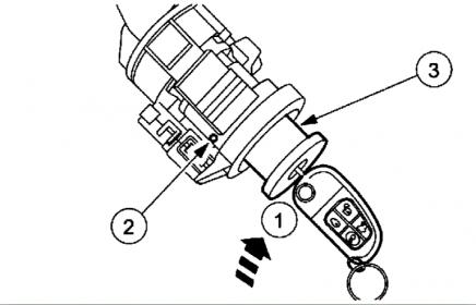 Service manual [2003 Jaguar X Type Ignition Lock Cylinder