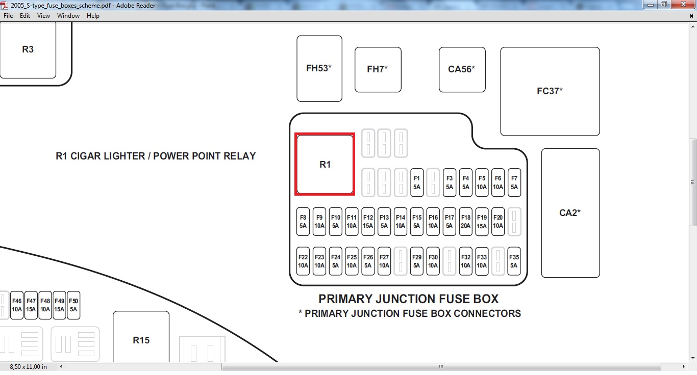 hight resolution of 2001 jaguar s type battery location 2006 buick lucerne 2002 jaguar s type fuse box location