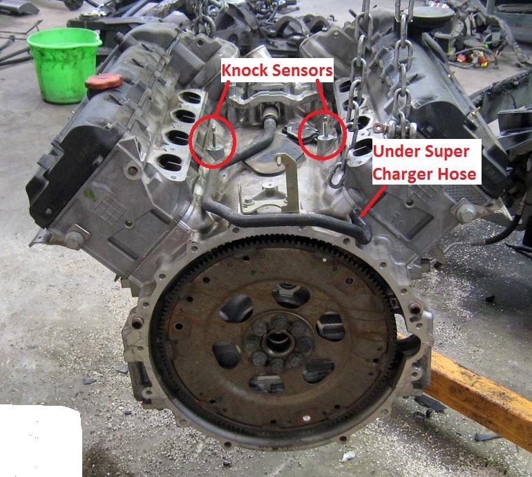 2003 Honda Element Fuse Box Diagram 2005 Jaguar S Type Vdp 4 2l V8 Misfire Amp Knock Sensor