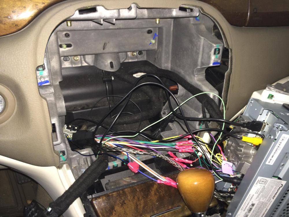 medium resolution of installing steering wheel control module for aftermarket stereo jaguar s type radio wiring diagram installing steering