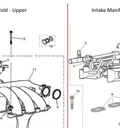 intake manifold bolts 2004 x type 3 0l jaguar xtype intake manifold upper lower jpg [ 1280 x 720 Pixel ]