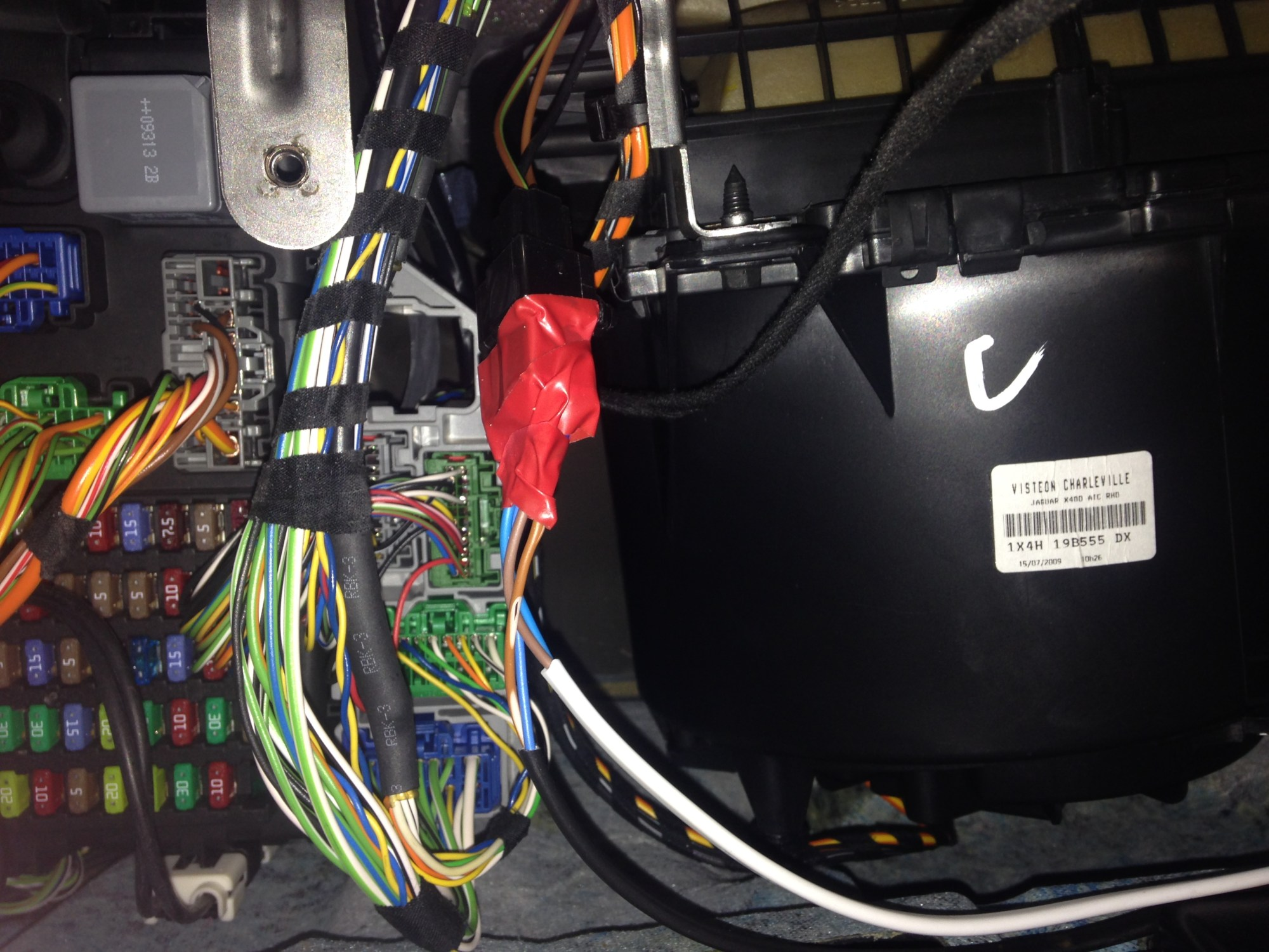 hight resolution of power behind glove box img 1506 jpg