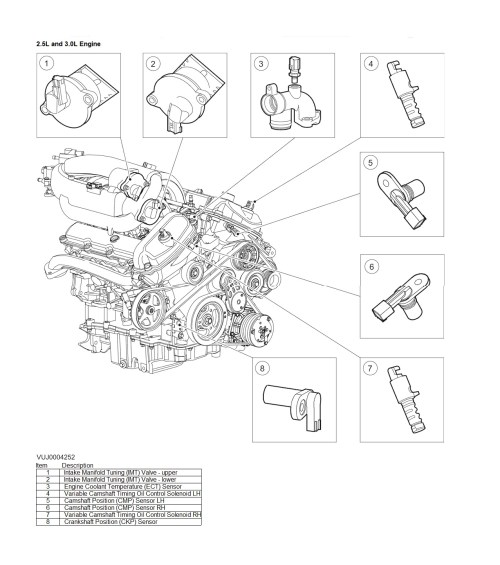 small resolution of 2005 x type misfire code p0335 crank sensor x type