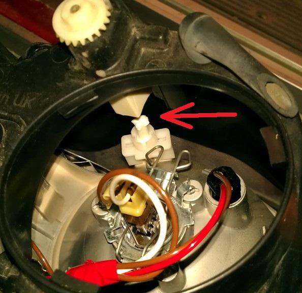 Adjusting headlights for Jaguar X type  Jaguar Forums