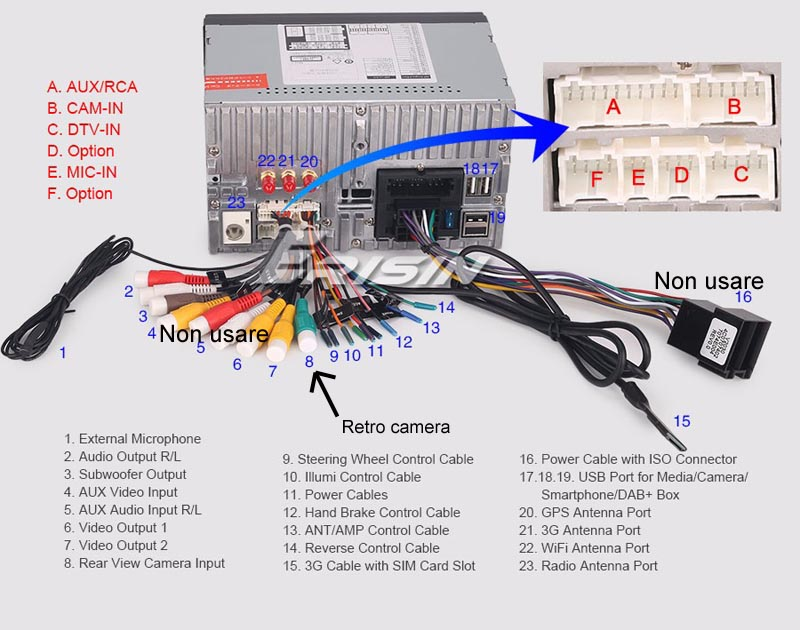 Android Car Stereo Wiring DiagramWiring Diagram