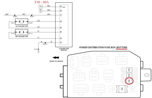 small resolution of 2004 xtype fuse box diagram cooling fan pwr jpg