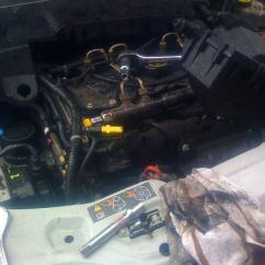 Jaguar X Type 2 0 Diesel Engine Diagram Ford Ranger Wiring 1999 06 Black Smoke When Foot Down