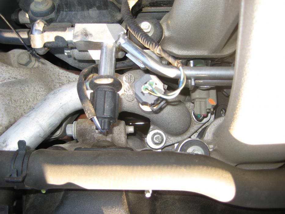 2003 Jaguar S Type Engine Diagram 04 3 0 Coolant Leak Left Side Engine Between Cyl