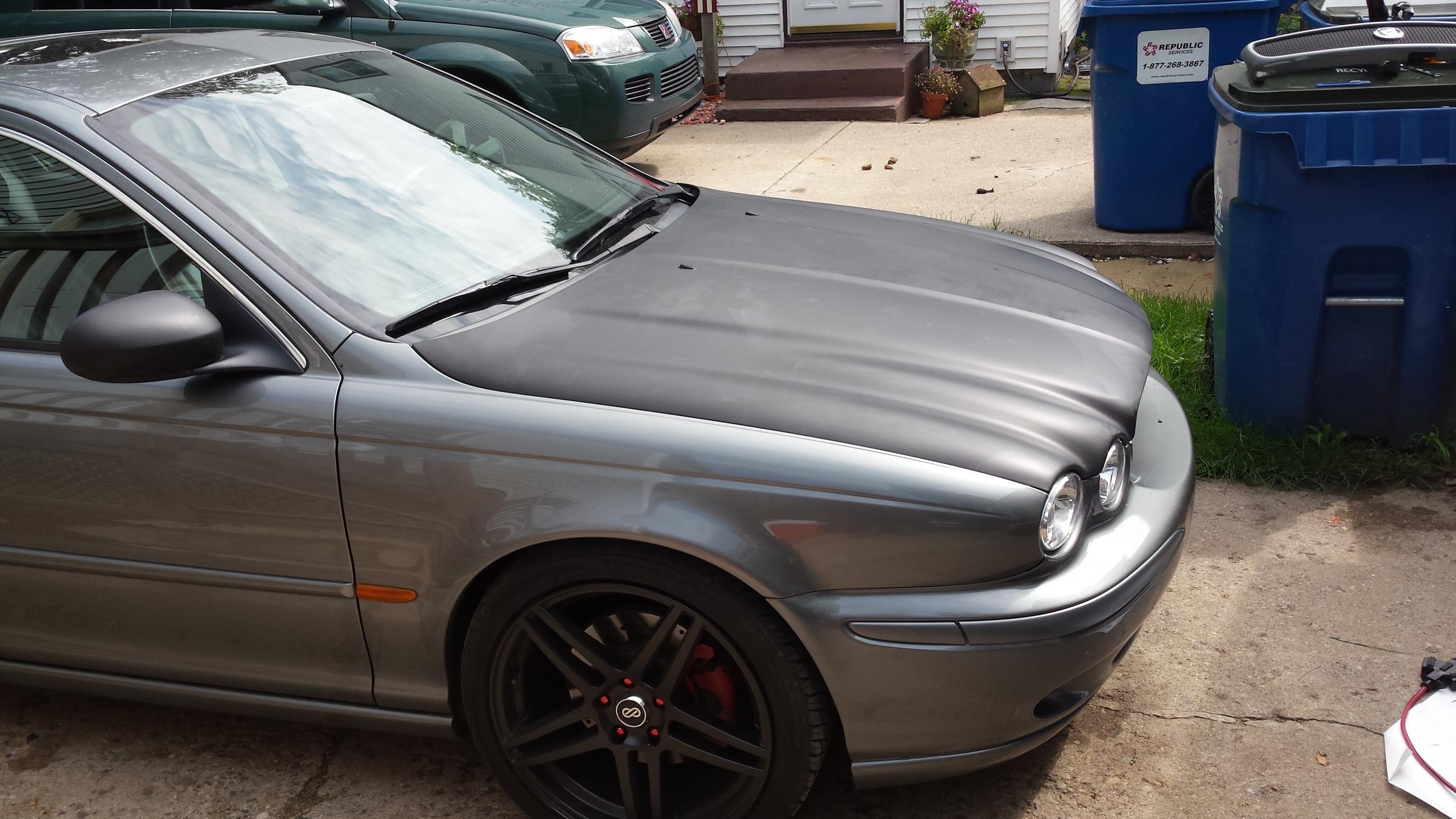 08 Supercharged Xf Jaguar