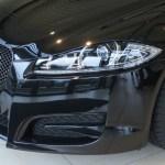 S Badge Installation On The Grille Jaguar Forums Jaguar Enthusiasts Forum