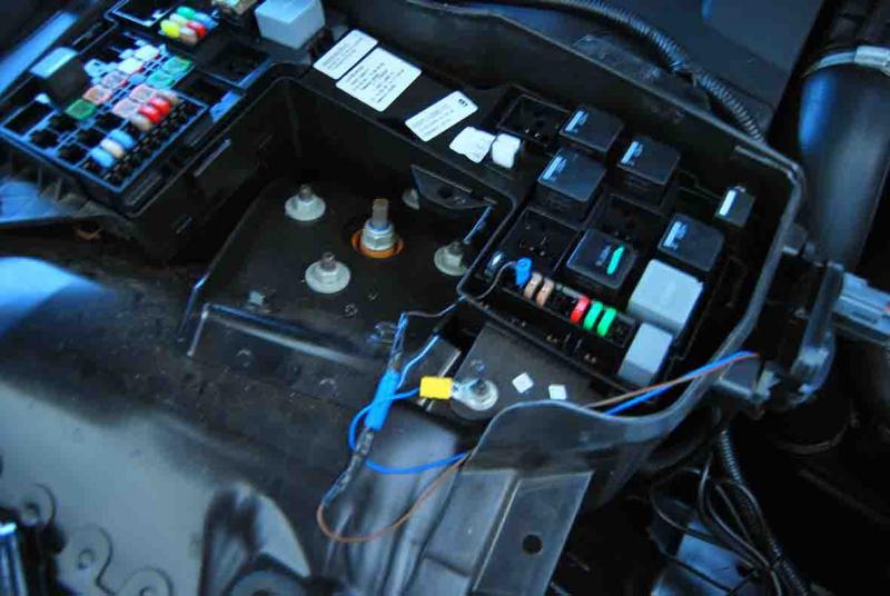 110 Volt Fuse Box 12 Volt Supply For Drl Lights Jaguar Xf Jaguar Forums