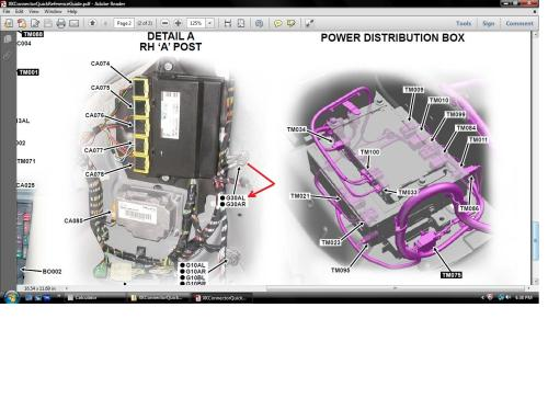small resolution of foot well fuse box wiring diagrams scematic blown fuse in breaker box foot well fuse box