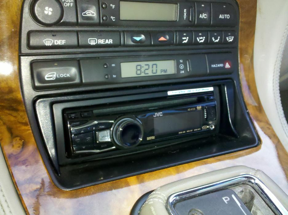 Amp Input Jack Wiring Diagram Factory Radio Vs After Market Jaguar Forums Jaguar
