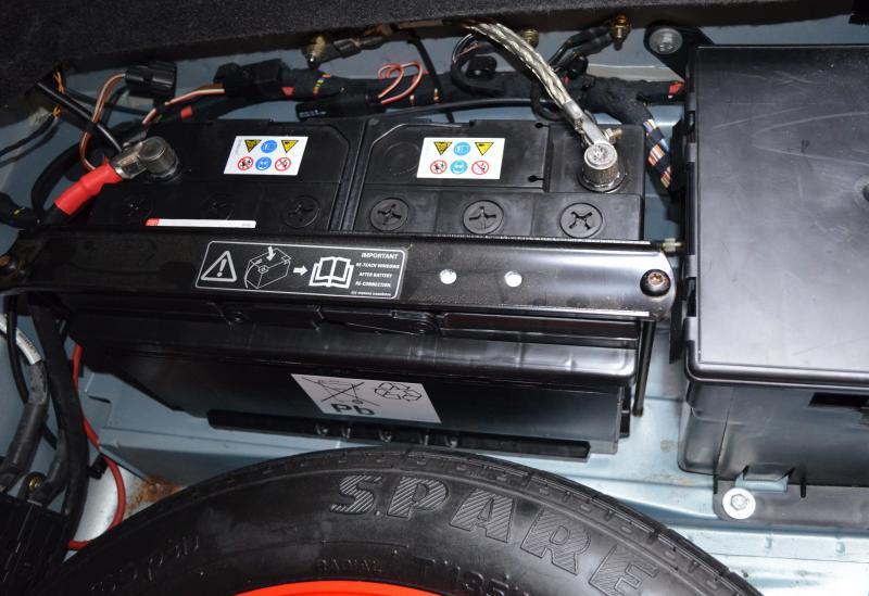 1996 Jaguar Xj6 Fuse Box Diagram Battery Hold Down Mod Jaguar Forums Jaguar Enthusiasts
