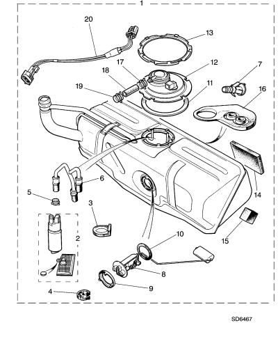 2011 Vw Jetta Engine Sd Sensor, 2011, Free Engine Image