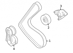 Help please! single sided S/C tensioner + S/C idler pulley
