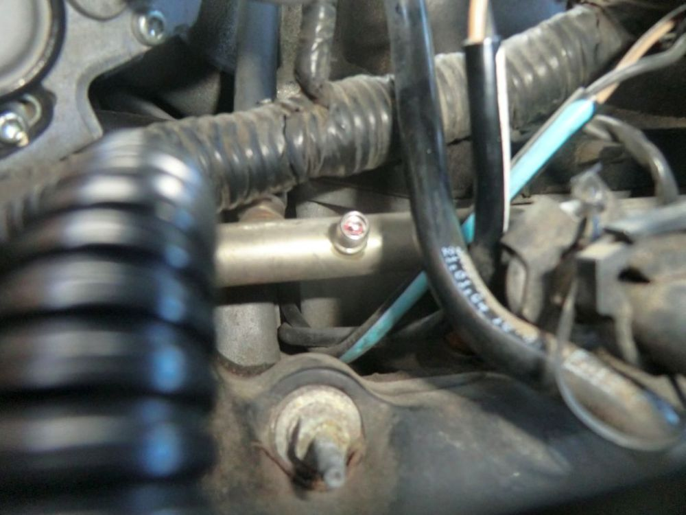 medium resolution of x350 fuel filter change how to image003 jpg