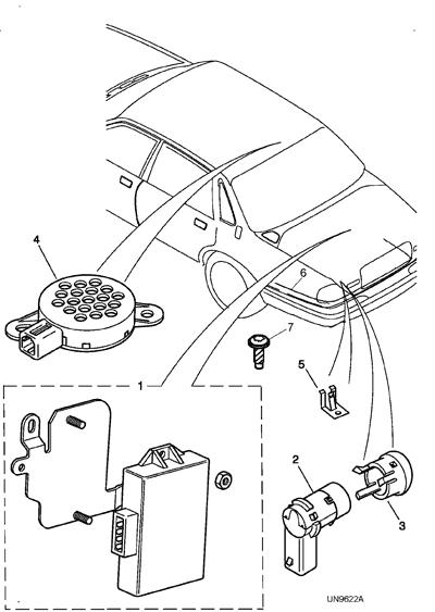Fuse Diagram For Jaguar Xjr Rear Marker Lights