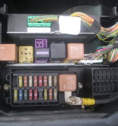missing relay in trunk fuse amp relay box missingrelay trunk1 jpg [ 2014 x 1510 Pixel ]