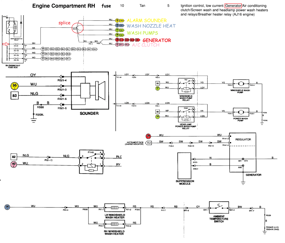 medium resolution of 1996 jaguar xj6 alternator wiring diagram wiring diagram sample 1996 xj6 jaguar alternator wiring diagram