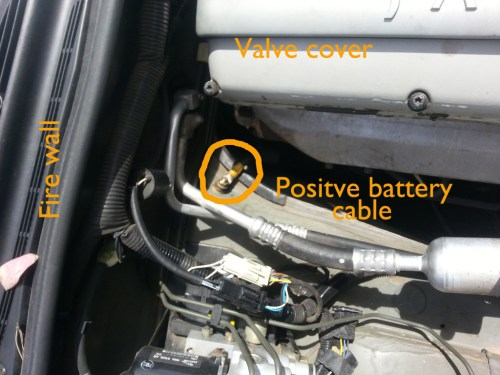 small resolution of confirm alternator wiring connections pos 1 jpg