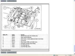Electrical Question re: '01 VDP 3rd brake light  Jaguar