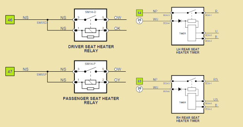small resolution of fuse location for heated seats on a 1999 xj8 l jaguar forums fuse box 1999 jaguar xk8 seat heaters