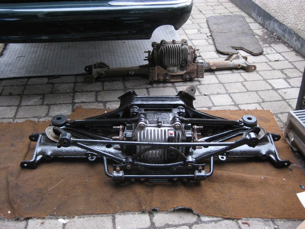 medium resolution of x308 rear suspension