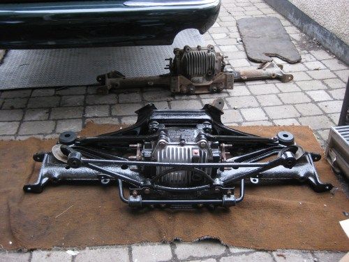 small resolution of x308 rear suspension