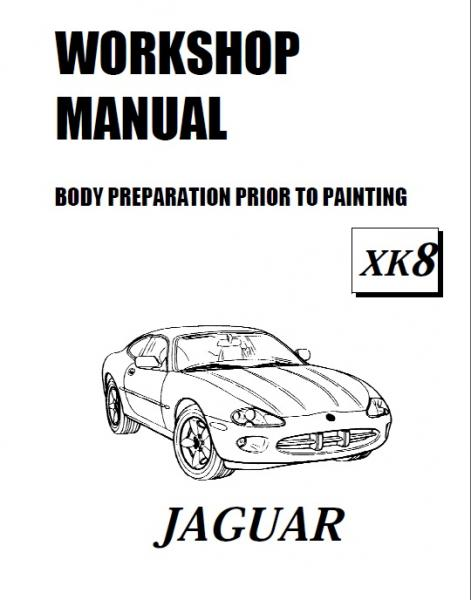 Service manual [Front Wing Fender Removal Jaguar Forums