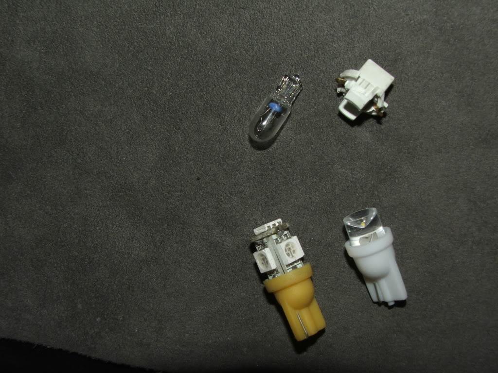 Led Display Light Bulbs