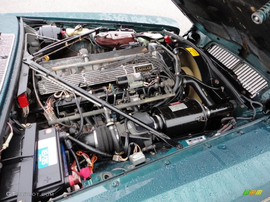 1985 Jaguar Xjs Fuse Box Diagram