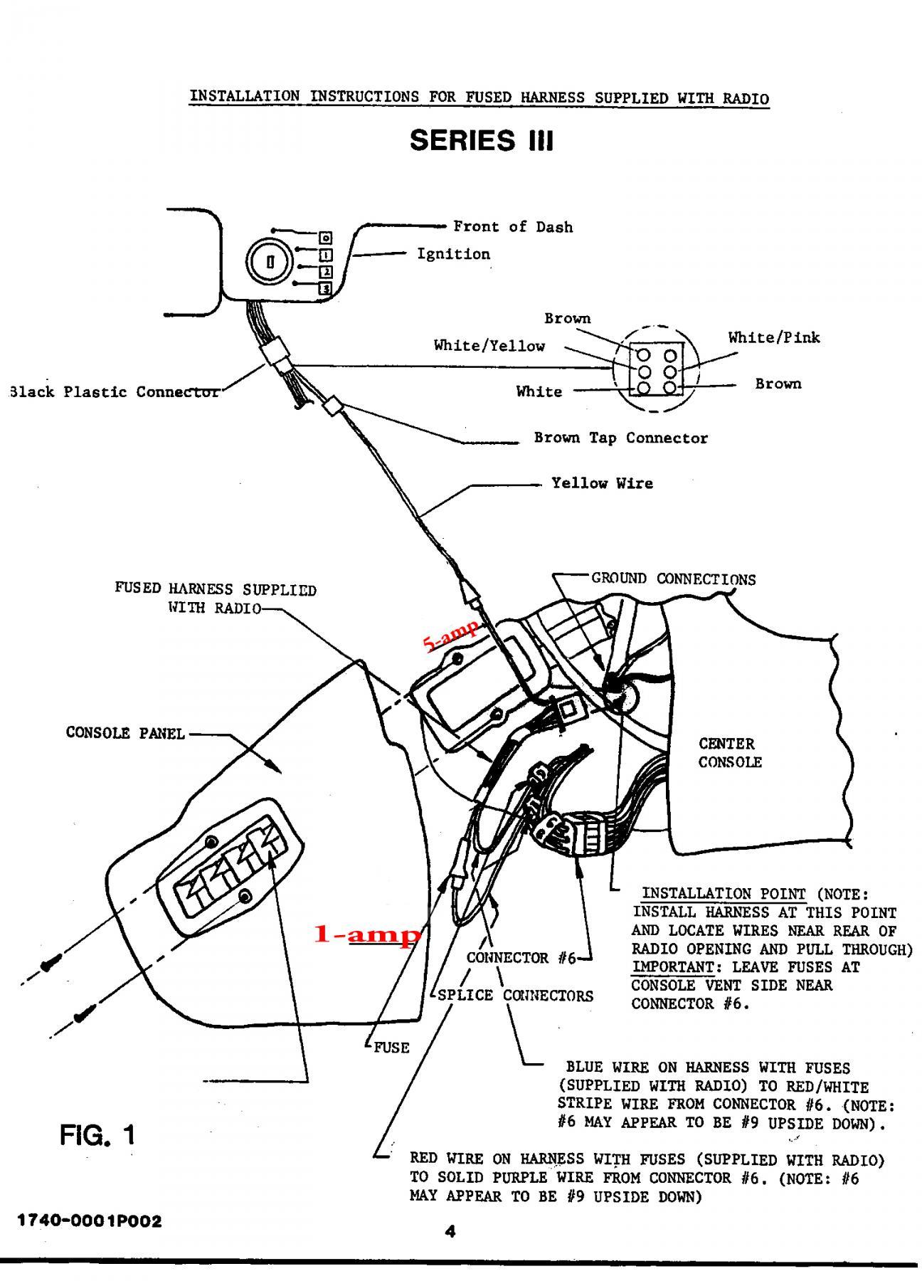 jaguar radio diagram