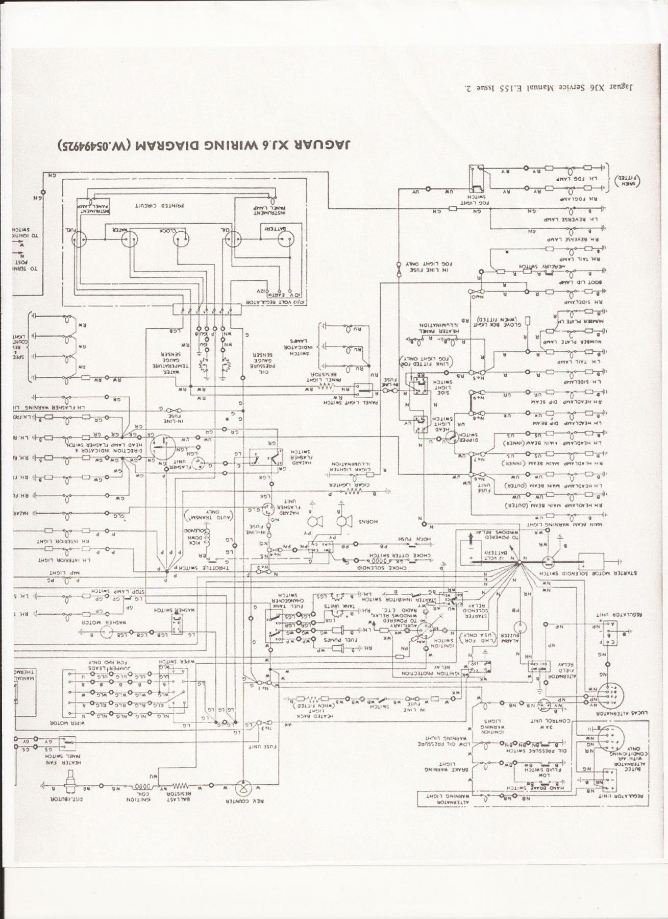 lighting electrical diagram